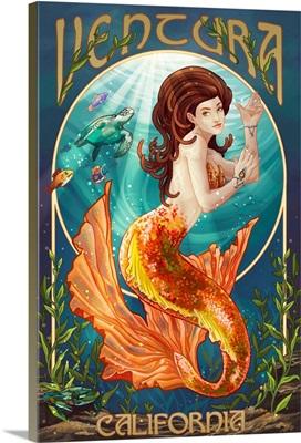 Ventura, California, Mermaid
