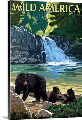 Wild America, National Park WPA Sentiment