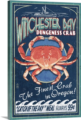 Winchester Bay, Oregon, Dungeness Crab