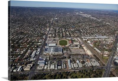 Adelaide Showgrounds, Wayville Showgrounds, Australia - Aerial Photograph