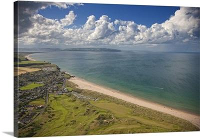 Benone Strand, Ireland - Aerial Photograph