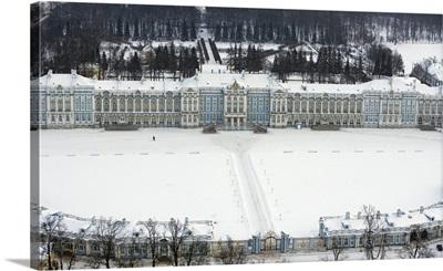 Catherine's Palace, Pushkin (former Tsarskoe Selo), Leningrad Oblast