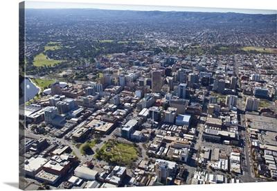 City Center, Adelaide, Adelaide, Australia - Aerial Photograph