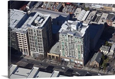 City Center, Adelaide - Aerial Photograph