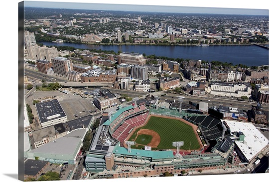 Fenway Park Home Of The Boston Red Sox MA USA