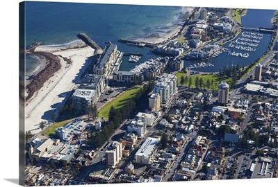 Glenelg, Adelaide, Australia - Aerial Photograph