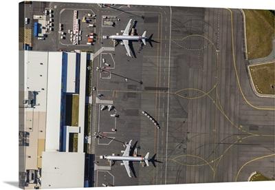 Gold Coast Airport (OOL), Bilinga - Aerial Photograph