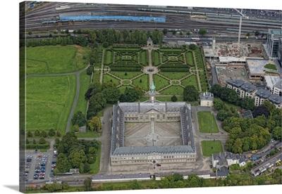 Irish Museum of Modern Art, Dublin, Ireland - Aerial Photograph