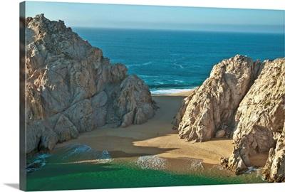Lovers Beach, Cabo San Lucas, Mexico - Aerial Photograph