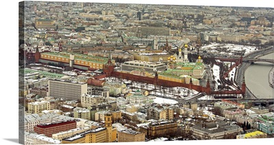 Moscow, Russia. Moscow Kremlin