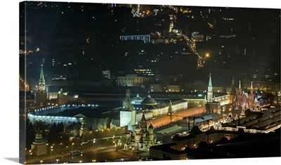 Moscow, Russia. Moscow Kremlin.
