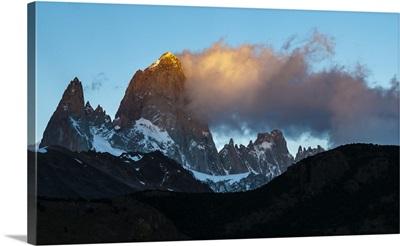Mount Fitz Roy, Patagonia