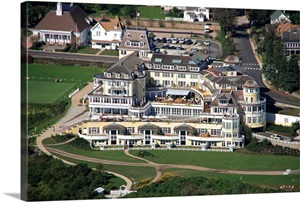 Ocean House Watch Hill Westerly Rhode Island Aerial