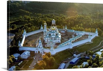 Russia, Moscow region, Istra. New Jerusalem Monastery or Novoiye