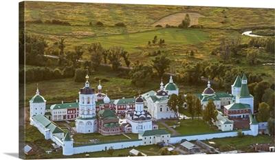 Russia, Moscow region. Nikolo-Peshnoshsky Monastery.