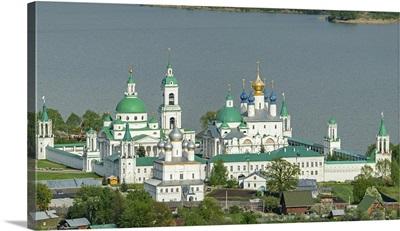 Russia, Yaroslavl region. Rostov. Monastery of St. Jacob Saviour
