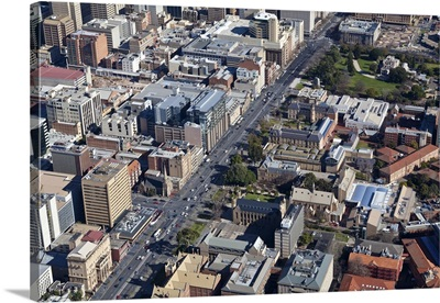University of Adelaide - Aerial Photograph
