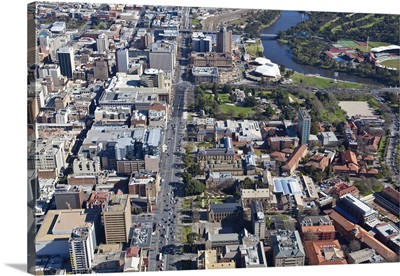University of Adelaide, Australia - Aerial Photograph