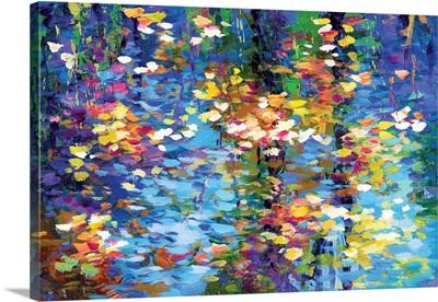 Autumn Reflections I