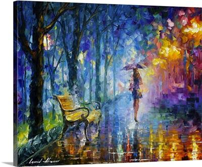Misty Umbrella
