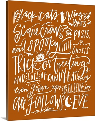 All Hallows Eve - Pumpkin