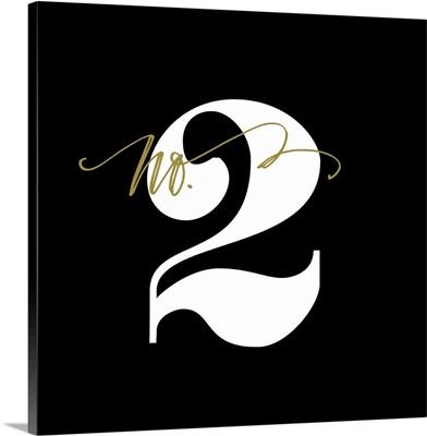 No.2 - Black
