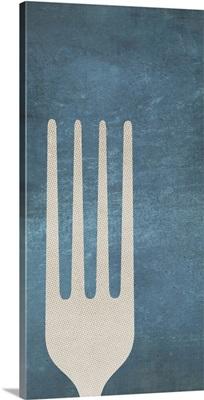 Blue Fork Panel