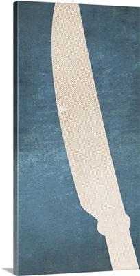 Blue Knife Panel