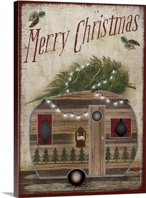 Camper Rustic Christmas
