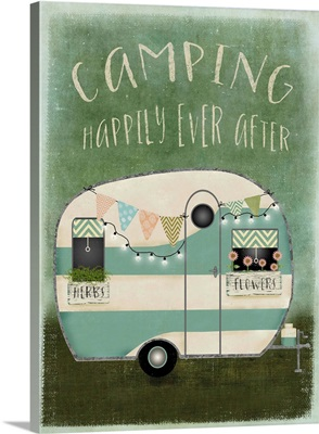 Camping Happily Ever After