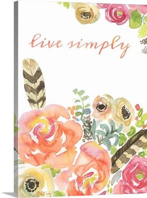 Coral Garden - Live Simply