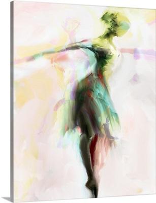 Dancers Decor I