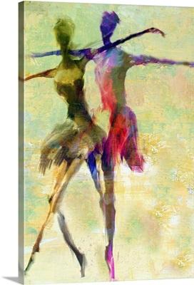 Dancers Decor II