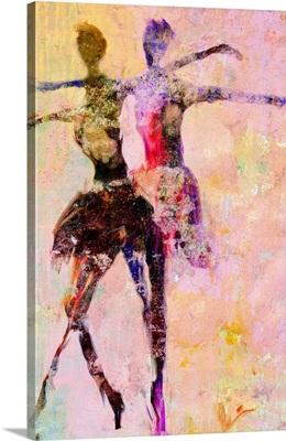 Dancers Decor VII