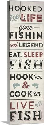 Fishin' Typography