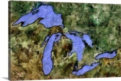 Great Lakes States