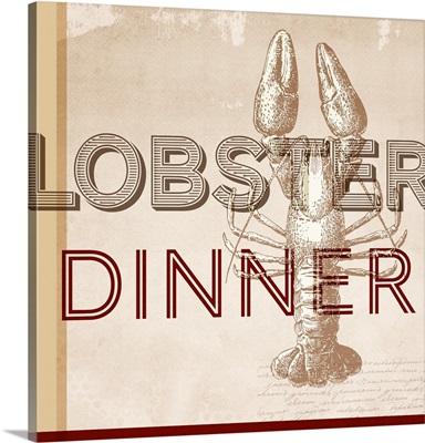 Lobster Dinner II