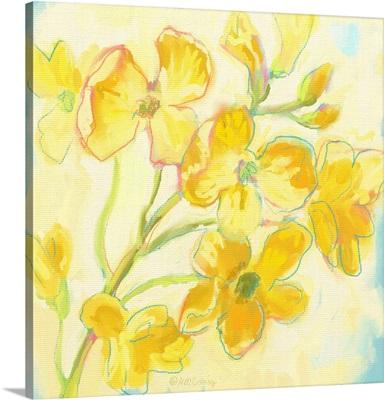 Mixed Blossoms I