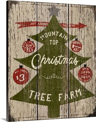 Mountaintop Christmas