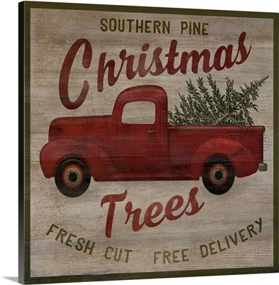 Pick Up Truck Trees