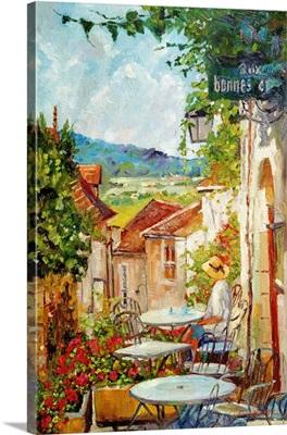 Provence Cafe Morning