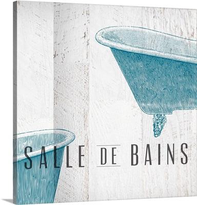 Salle De Bains II