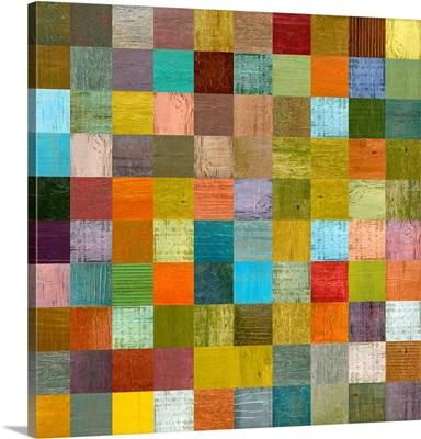 Soft Palette Rustic Wood Series II