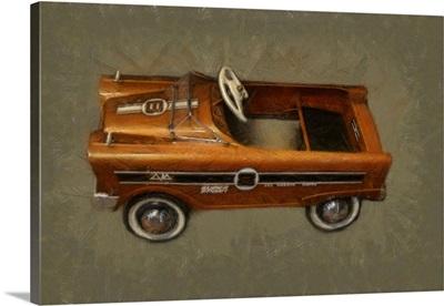 Super Sport Pedal Car