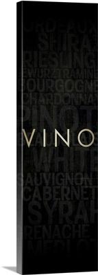 Vino Glass Panel