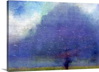 Watercolor Tree II