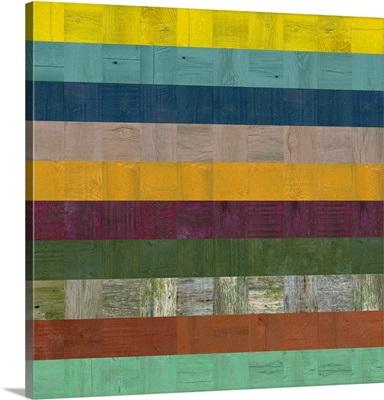 Wooden Abstract II