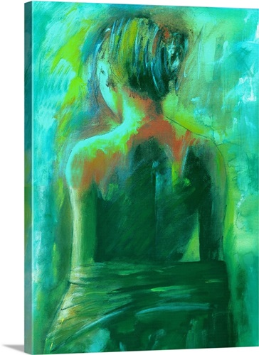 Yellow Halo Wall Art, Canvas Prints, Framed Prints, Wall Peels ...