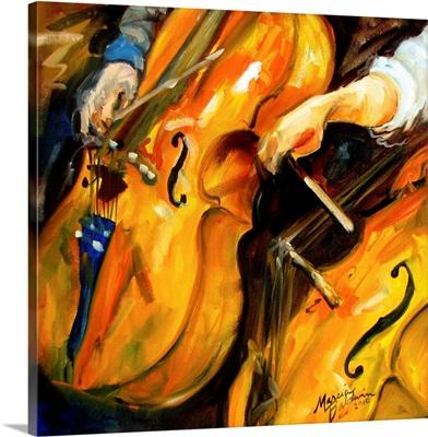 Abstract Cellos 1616
