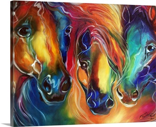 Wild Horses Wall Art Canvas Prints Wild Horses Panoramic Photos Posters Photography Wall Art Framed Prints More Great Big Canvas